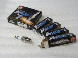 NGK IRIWAY7 スパークプラグ イリジウム 4本セット SOHC