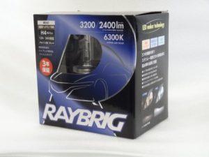 LED H4 RAYBRIG ヘッドランプバルブキット スタンレー レイブリッグ RK41