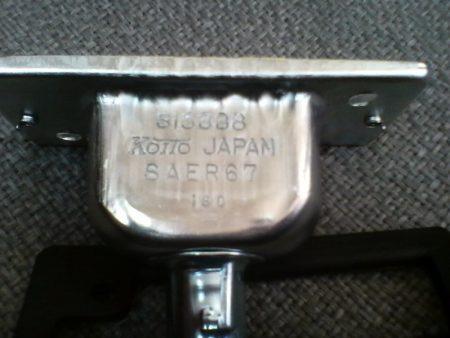 FJ40ランクル バックランプ 純正