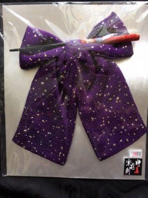 髪飾り リボン(かんざし付き)卒業袴 着物 浴衣 大正ロマン