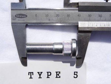 ヴィヴィオビストロ ロングハブボルト(クリップボルト) TYPE5