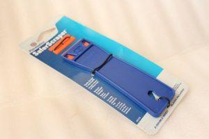 セーファースクレーパー PTX80190 プラスチックスクレーパー Safer scraper
