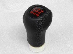 ヴィヴィオ RX-R A型 シフトノブ 純正 新品 赤プレート 5MT車 AE86にも