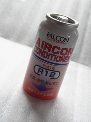 R12システム用 エアコンコンディショナー エアコンオイル P-412 FALCON