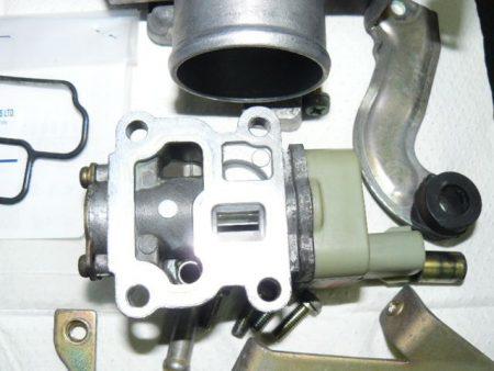 スロットルボディ ISCV オーバーホールセット アプライドC~E型 スバル DENSO